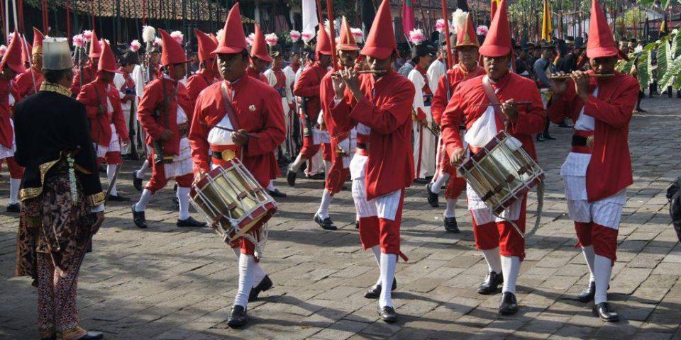 Wojskowa orkiestra